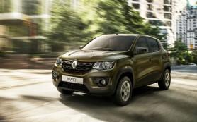 Renault представил новый бюджетный кроссовер