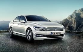 Volkswagen вывел на рынок самый экономичный дизельный Passat