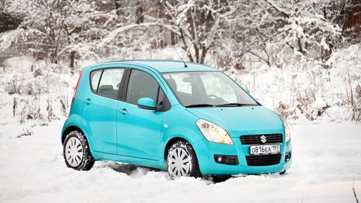 Suzuki увозит из России две модели