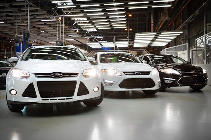 Доступный седан Ford: старт производства на следующей неделе