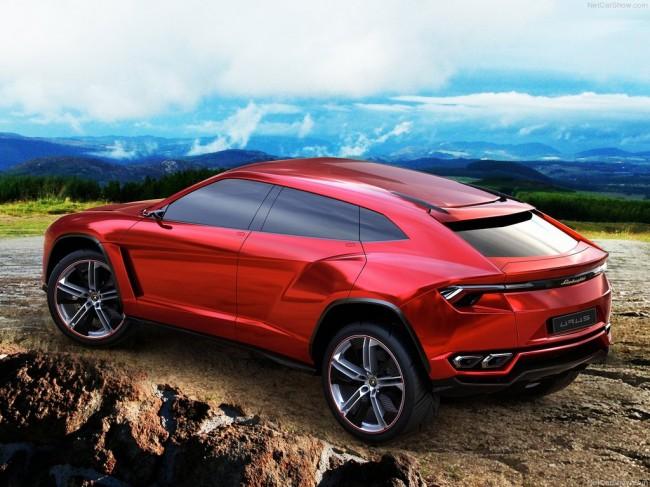 Lamborghini официально одобрила выпуск внедорожника