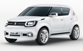 Suzuki дала «добро» на маленький кроссовер