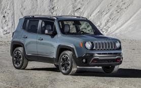 Новый кроссовер Jeep выведен на тесты