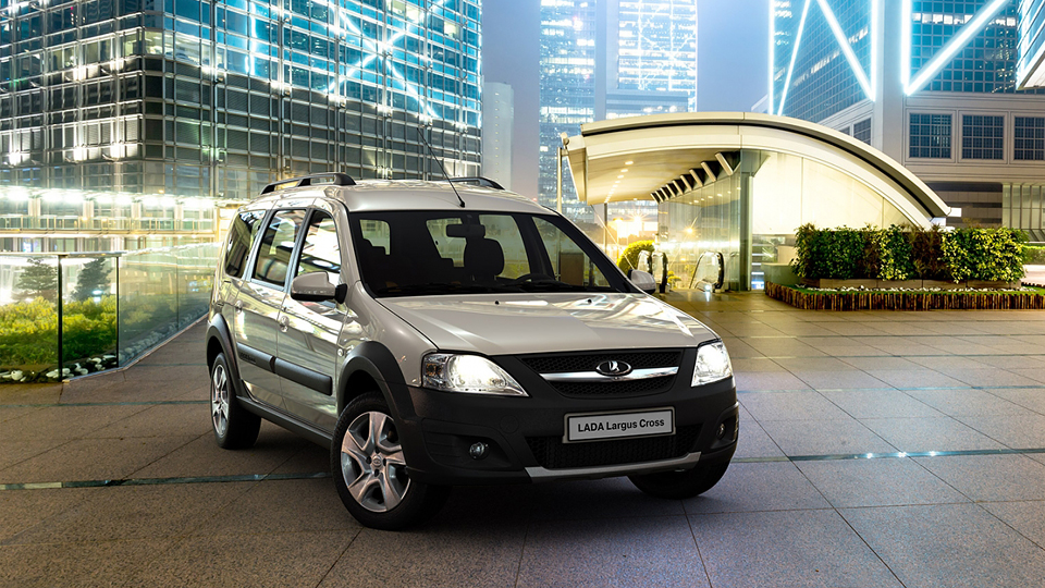 «АвтоВАЗ» оснастил Lada Largus задним парктроником