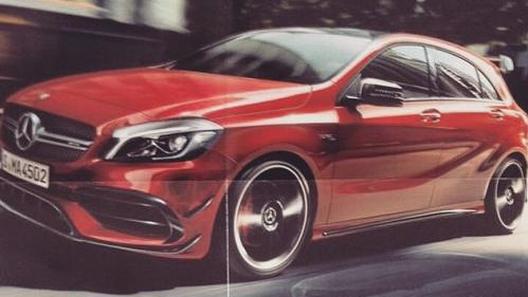 Обновленный Mercedes-Benz A45 AMG станет заметно мощнее конкурентов