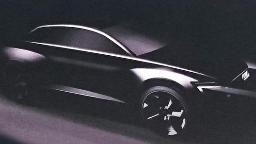 Электрокроссовер Audi Q6 станет гибридным и водородным