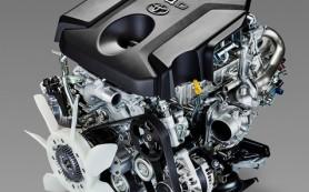 Toyota представила два новых дизеля