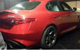 Новейшему седану Alfa Romeo вернется имя Giulia