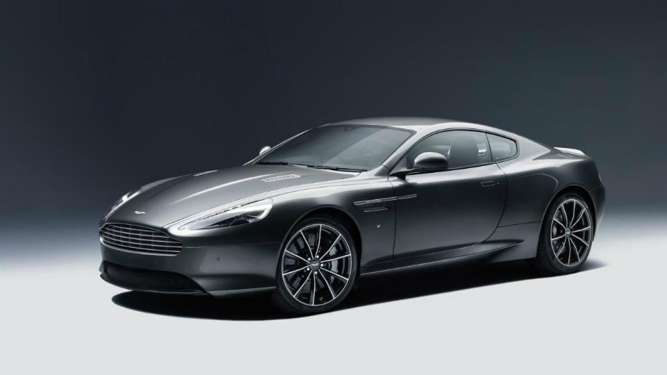 Aston Martin построил «самый лучший» DB9