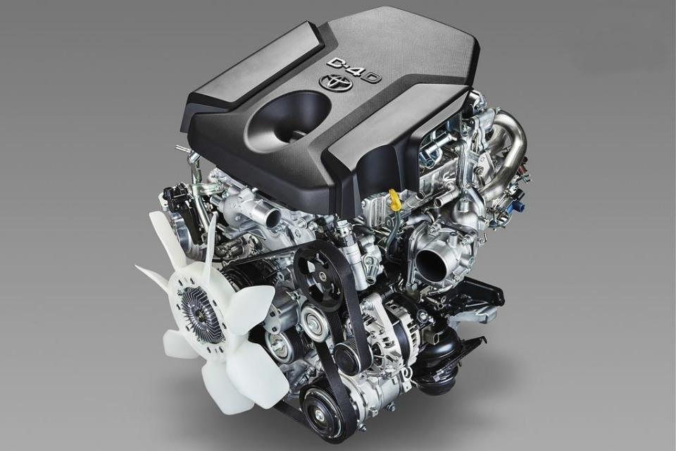 «Тойота» подтвердила новый 176-сильный дизель для Land Cruiser Prado