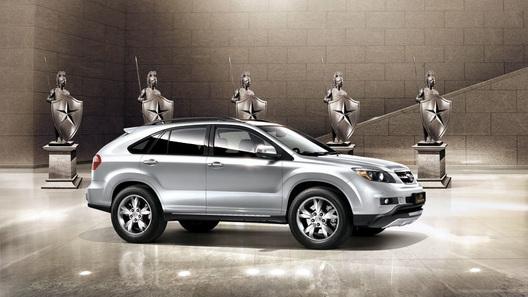 Компания BYD прекратила продажи машин в России