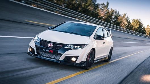 Honda намерена воевать за «рекордный» титул Civic Type R