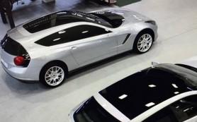 В интернет попали фотографии несуществующего кроссовера Ferrari
