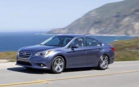 Subaru улучшила рулевое управление двум моделям