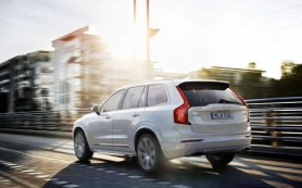 В Россию привезли «дешевый» Volvo XC90