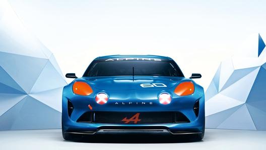 Первый спорткар Alpine получит специально созданный двигатель