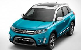 Продажи Suzuki Vitara в России стартуют в августе