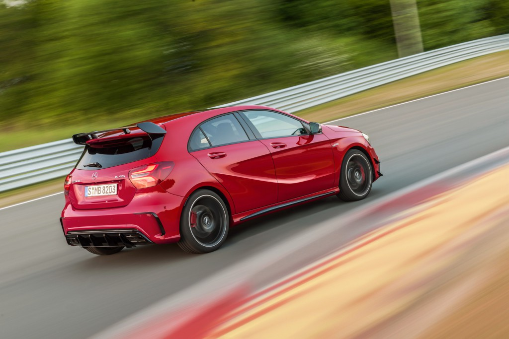 Mercedes-AMG готовит гипер-хэтчбек