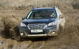 Российский офис Subaru добавил в линейку Outback 3,6-литровый мотор