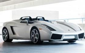 Уникальный суперкар Lamborghini уйдет с молотка
