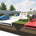 Дороги будущего сделают из пластика