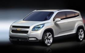 Chevrolet расчистит место для нового среднеразмерного кроссовера
