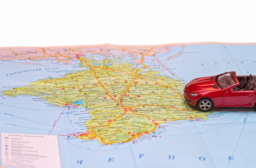 В Крым на автомобиле: водителей ждут новые трудности
