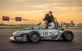 Немецкие студенты установили мировой рекорд скорости