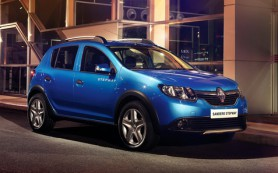 Renault снизила российские цены на Logan и Sandero