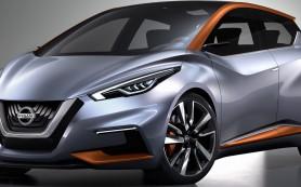 """Новый Nissan Micra получит """"роскошный» интерьер"""