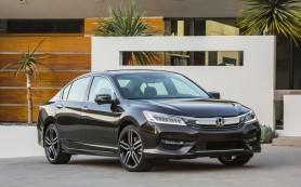 Рестайлинг Honda Accord: показана американская версия