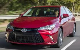 Toyota Camry: скоро и с турбомотором