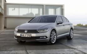 Volkswagen уточнил комплектации и цены нового седана Passat