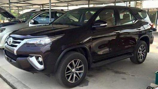 Новое поколение внедорожника Toyota готово к премьере