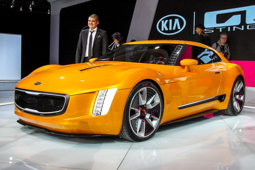Первый спорткар Kia появится к 2020 году