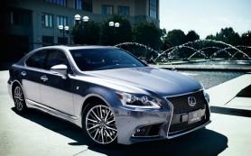 Флагман компании Lexus обещали сделать «более эмоциональным»