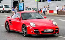Конфискованные Porsche и Mercedes пустят с молотка