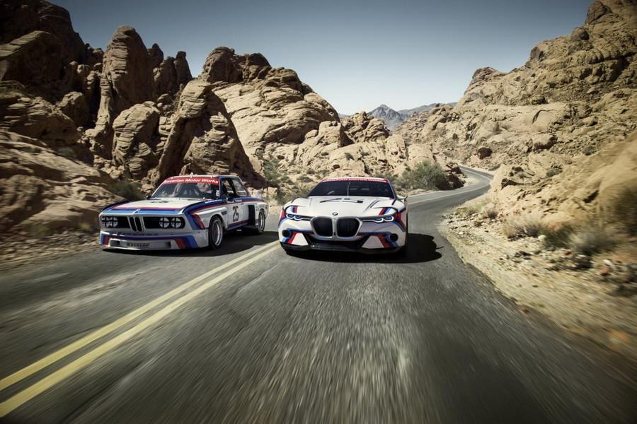 BMW представила гоночный концепт-кар