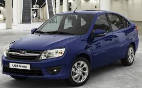 Lada Granta получит систему стабилизации и автозапуск мотора