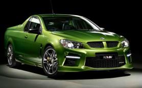 Ателье HSV построит самый мощный серийный автомобиль Австралии