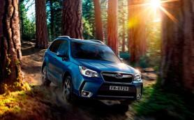 В Subaru создали для России «специальный» внедорожник