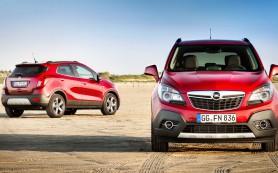 Opel отзывает в России кроссоверы Mokka