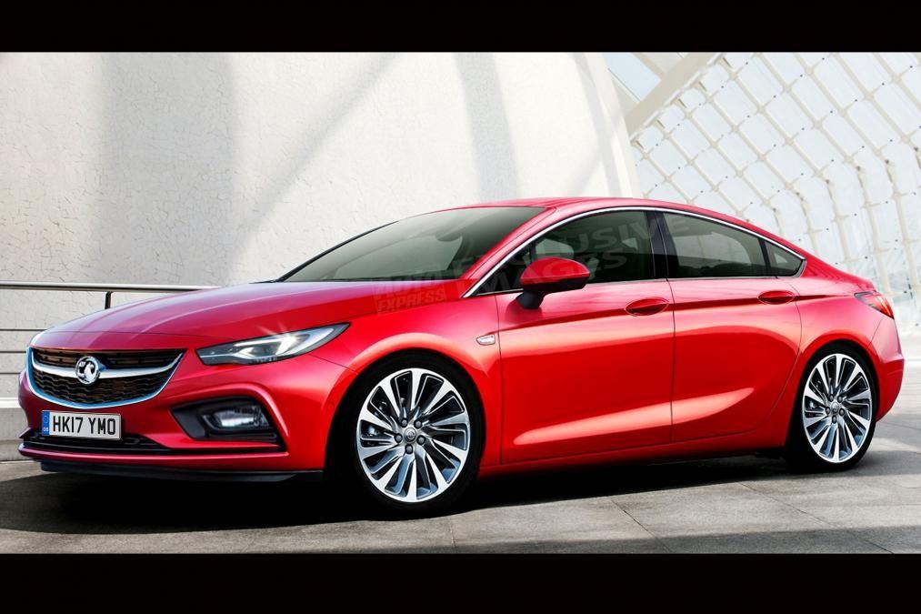 Новая Opel Insignia. Первая информация