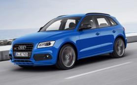Дизельный спорткроссовер Audi стал еще мощнее
