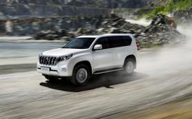 Toyota Prado «порвал» российский сегмент внедорожников