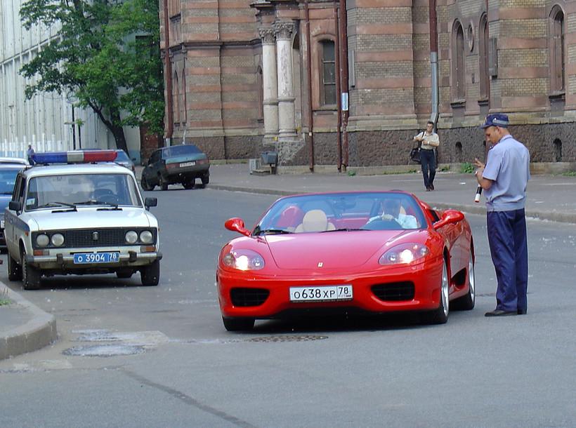В Москве появятся «супергаишники»