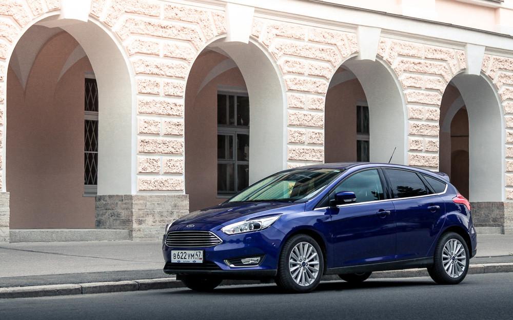 Рестайлинг Ford Focus: новая внешность и новые цены