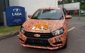 Право продавать Lada Vesta получат 22 города