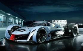 Концепт Hyundai для игры Gran Turismo оснастили 871-сильным мотором