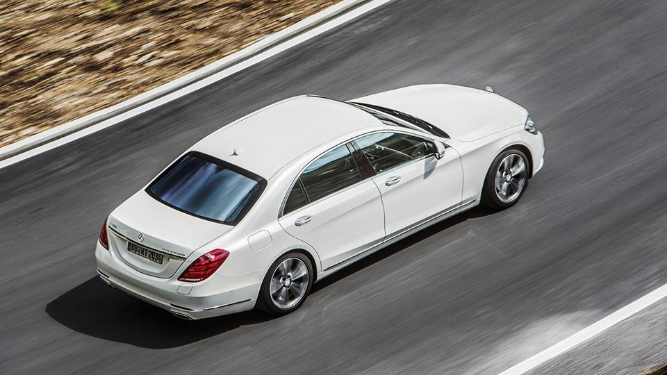 Mercedes-Benz откажется от дизелей в пользу гибридов